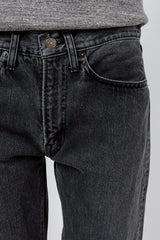 Black 107 Slim Fit Denim Jean