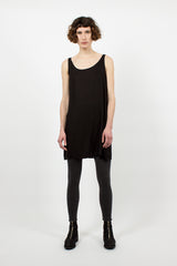 1630 Black Slip Tunic