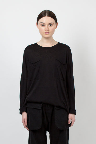 1889 Black Big T-shirt