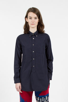 19th Century BD shirt Navy
