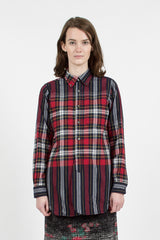 Leggiuno Plaid and Stripe 19 Century BD Shirt