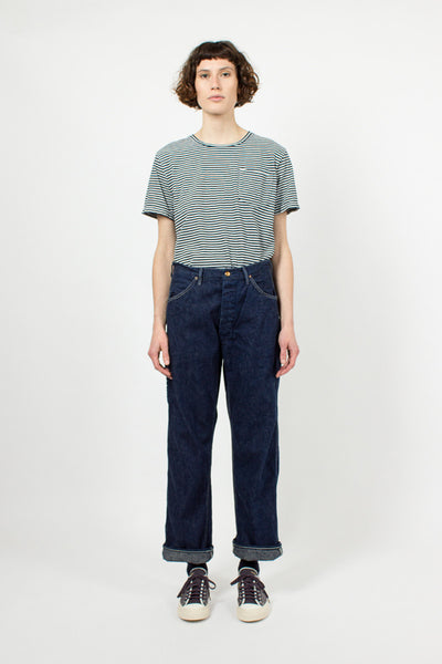 One Wash Painter Pant