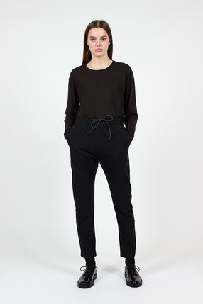 23_191 Basic Cotton Trousers
