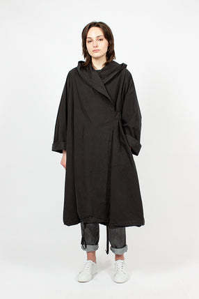 4338 Hooded Summer Coat