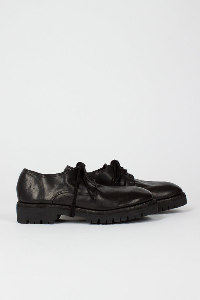 792V Black Vibram Sole Brogue