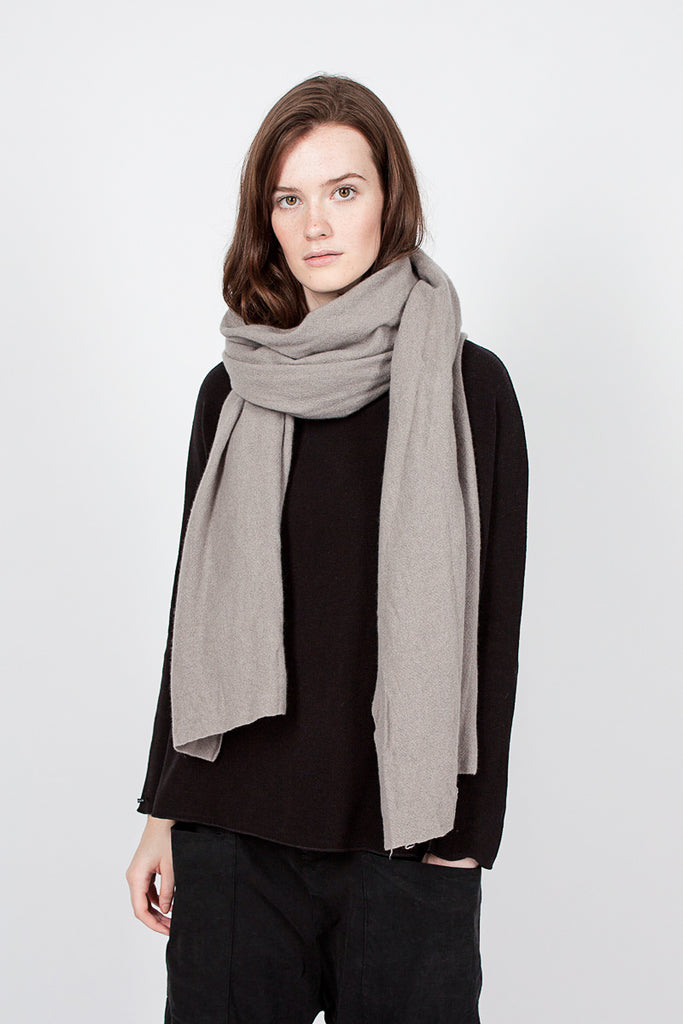 Soft Scarf Light Grey