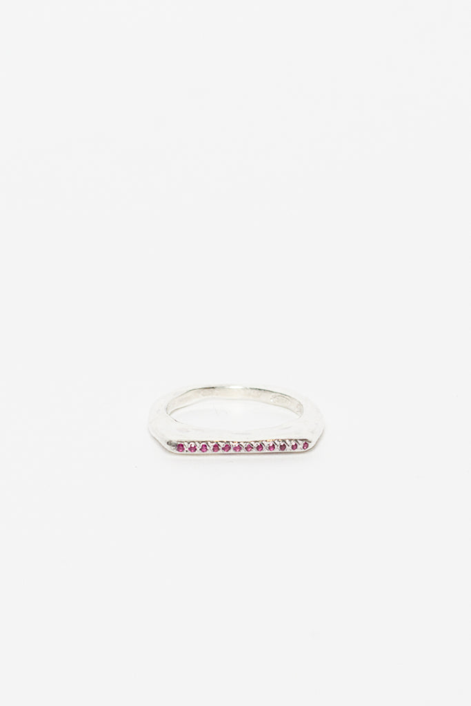 Alda Ruby Ring