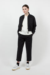 Arzu Black Chino Jacket