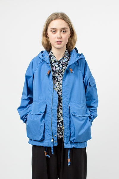 Sky Blue PC Poplin Atlantic Parka