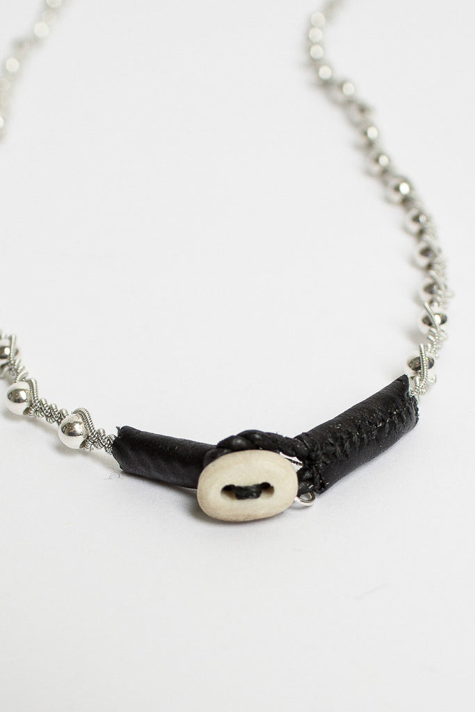 Aurora HL Black Necklace
