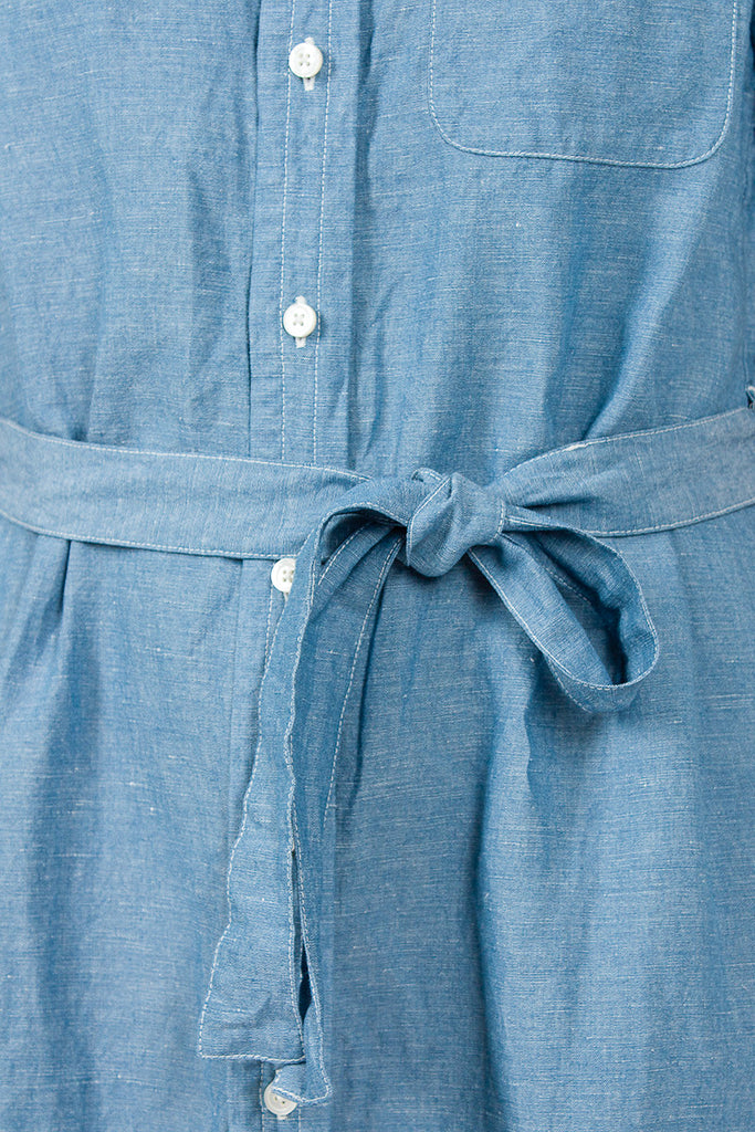 Chambray BD Shirt Dress