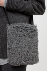 Shaggy Grey Pochette