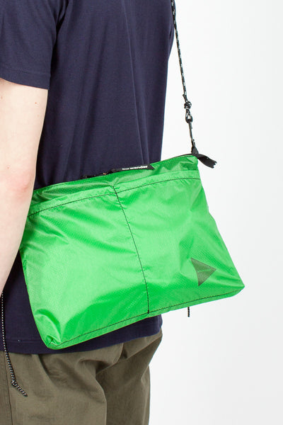 Green/Black Bag