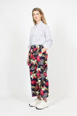 Balloon Hawaiian Floral Java Cloth Pant