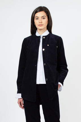 Balthus Dark Navy Shirt