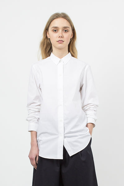 Back Optic White Shirt