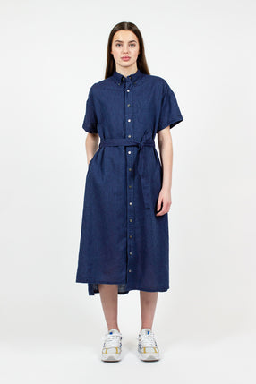 BD Shirt Dress Navy