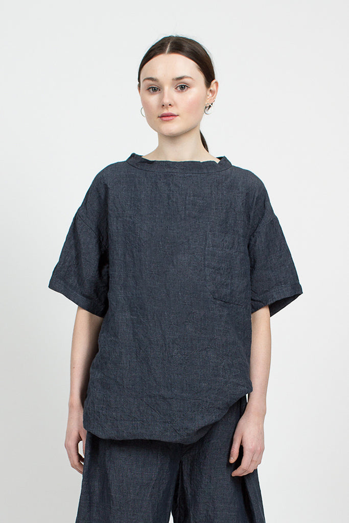 Irish Linen Big T-Shirt