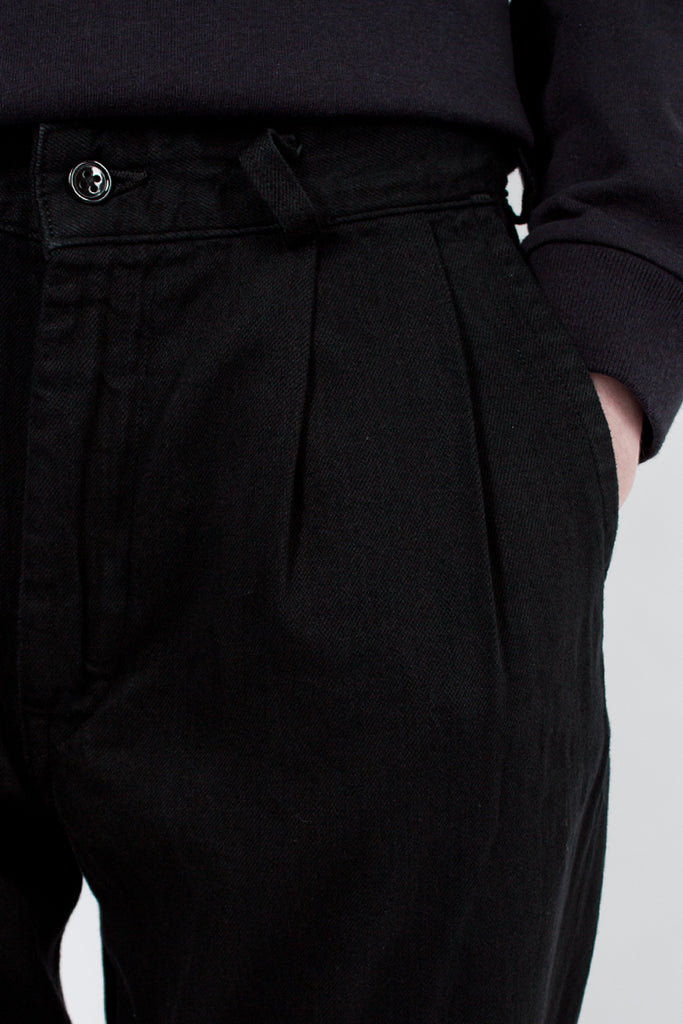 Black Denim Billy Jean Pant