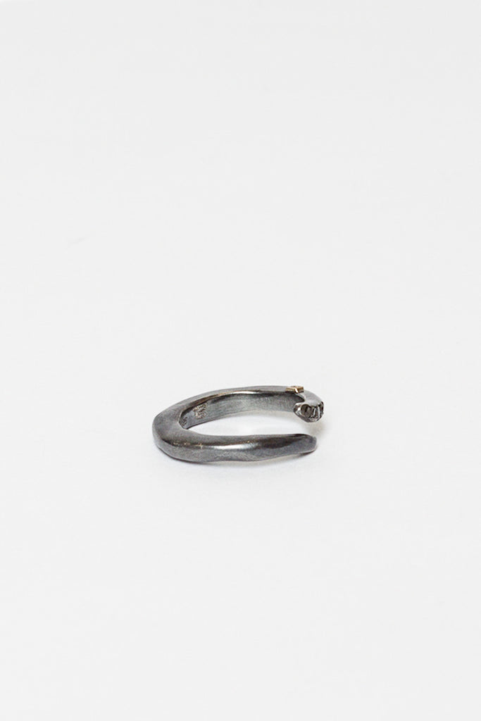 Bimbi Black Diamond Ring