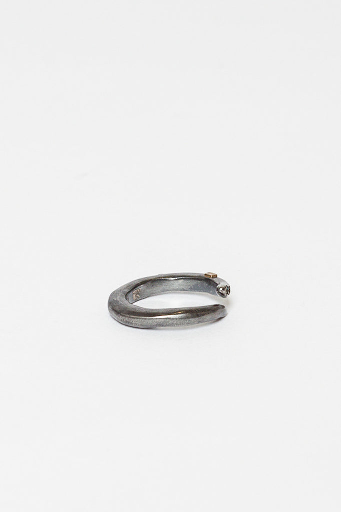 Bimbi Icy Grey Diamond Ring