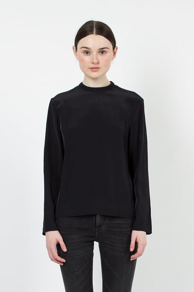 Birol Matt Black Top