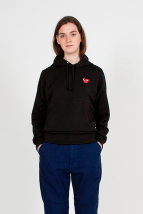 PLAY Black Pullover Hoody