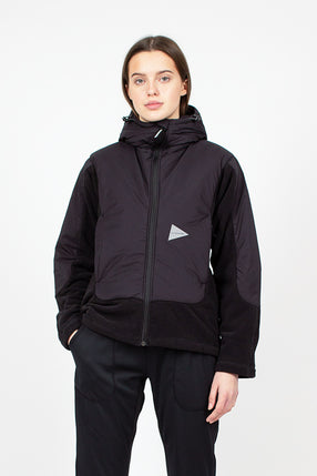 Panel Fleece Jacket
