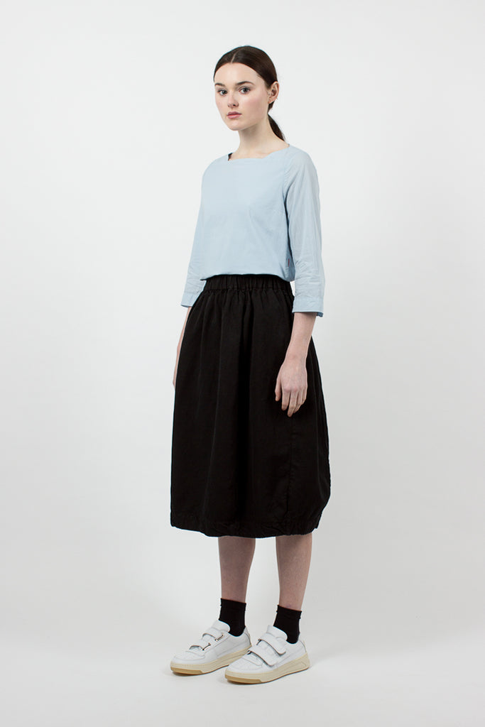 Ghost Skirt Black