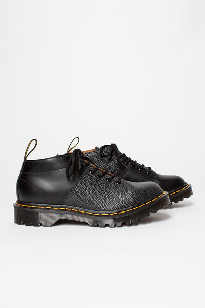 Black Smooth/Black Pebble EG x DM Church Boot