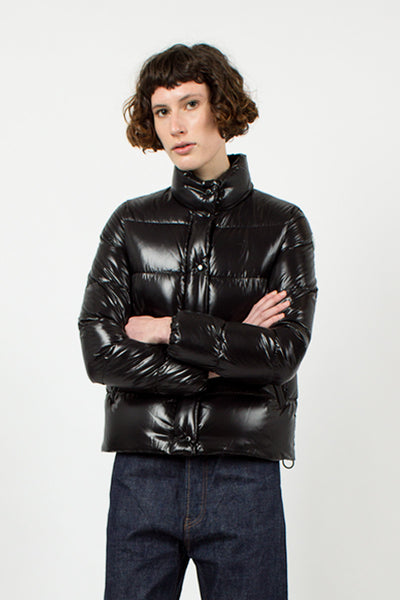 Brethil Black Padded Jacket