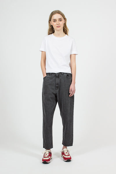 Jennifer Black Denim Stonewash Pant