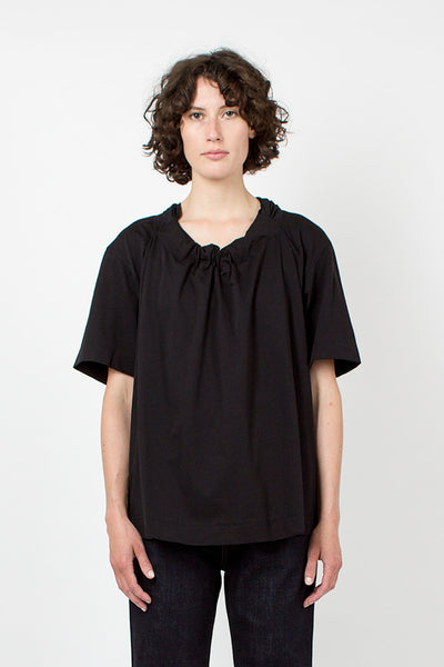 Black Crew Neck T-Shrit