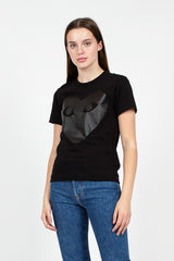 PLAY Black Big Heart T-Shirt