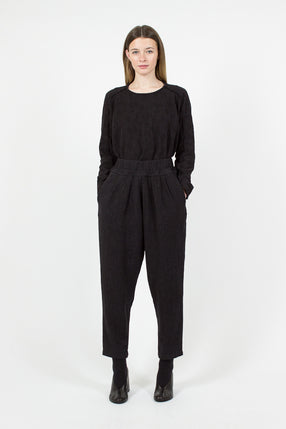 CP-12 Black Carpenter Pant