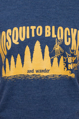 Mosquito Blocker T Navy