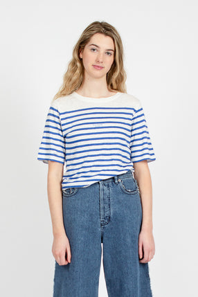 Blue Stripe T-Shirt
