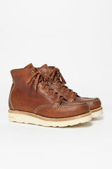 Brown Blackstone Moc Boots