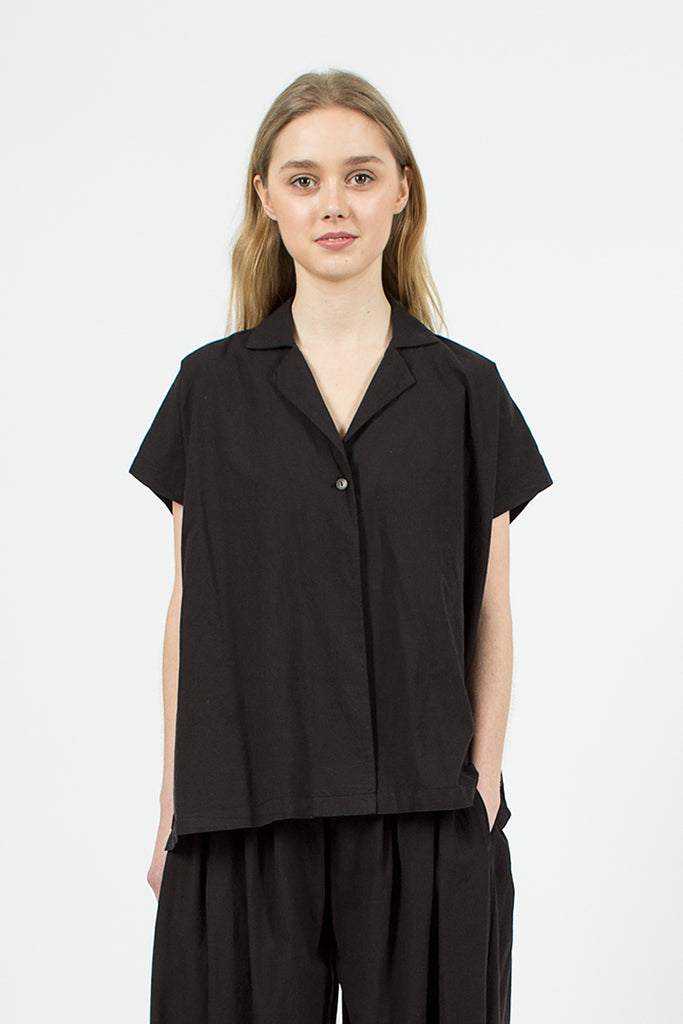 Box Shirt Black