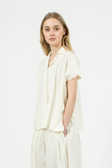 Box Shirt Cream