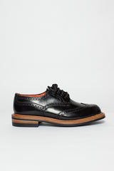 Anne Black Bookbinder Derby Brogues