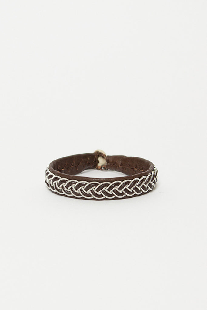 Dark Brown B5 Bracelet