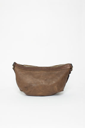 WK03 Small Brown Fanny Pack