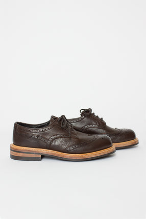 Anne Brown Olivvia Derby Brogue