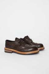 Anne Brown Olivia Derby Brogue