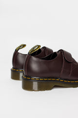 Oxblood Smooth EG X DM Velcro Shoe