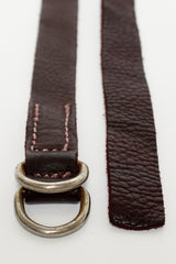 CV83T Bordeaux Belt