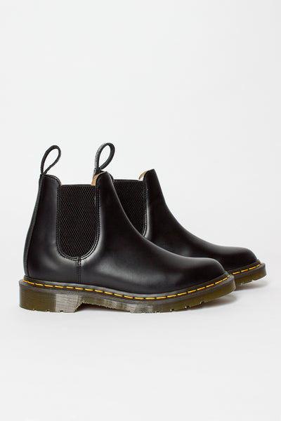 CDG X DM Black Chelsea Boot