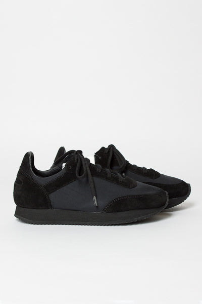 Spalwart Black Tempo Low Sneaker