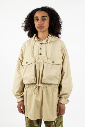 OW52 Track Smock Off White